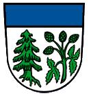 Das Wappen von Mühlhausen