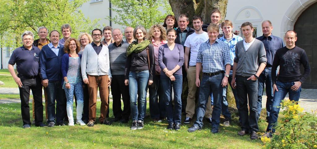 SDL-Seminar am 11./12.04.2014 in Niederaltaich
