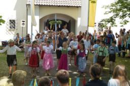 Pfarrfest 2017 Schola (3)