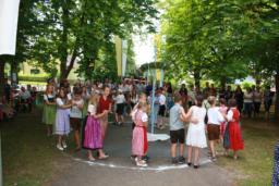 Pfarrfest 2017 Schola (6)