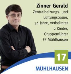 17 Zinner Gerald