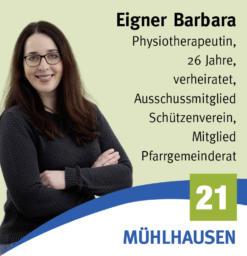 21 Eigner Barbara