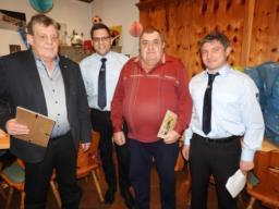 40 Jahre Reinhold Necker und Michael Haltmaier